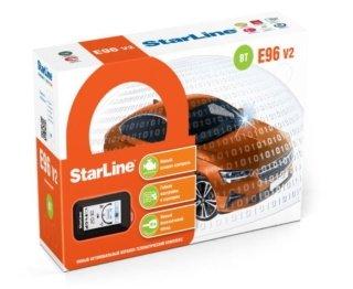 Установка автосигнализации StarLine E96v2