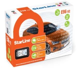 Установка автосигнализации StarLine E96 v2 2CAN+4LIN 2SIM GSM+GPS