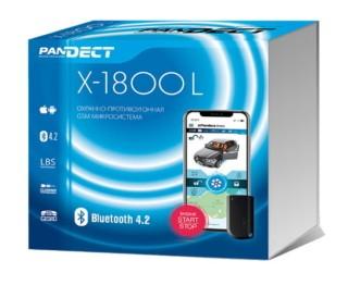 Автосигнализация Pandect_X1800L
